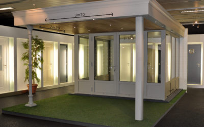 Showroommodel Veranda te koop